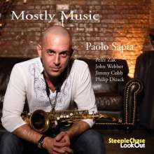 Paolo Sapia: Mostly Music, CD