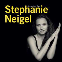 Stephanie Neigel: In Sachen Du, CD