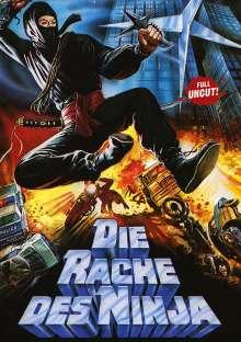 Die Rache des Ninja, DVD
