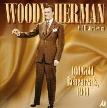 Woody Herman (1913-1987): Old Gold Rehearsals 194, CD