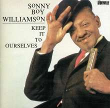 Sonny Boy Williamson II.: Keep It To Ourselves, CD