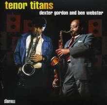 Dexter Gordon (1923-1990): Tenor Titans, CD