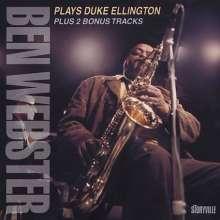 Ben Webster (1909-1973): Plays Duke Ellington, CD