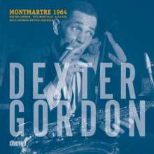 Dexter Gordon (1923-1990): Montmartre 1964, CD