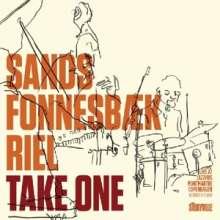 Christian Sands, Thomas Fonnesbæk & Alex Riel: Live At Montmartre 2014, 2 CDs