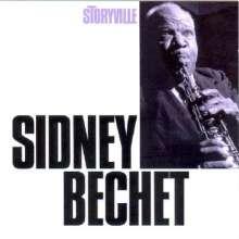 Sidney Bechet (1897-1959): Masters Of Jazz Vol. 9, CD