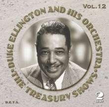 Duke Ellington (1899-1974): The Treasury Shows Vol. 12, 2 DVD-Audios
