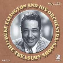 Duke Ellington (1899-1974): The Treasury Shows Vol.23, 2 CDs