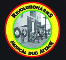 The Revolutionaries: Musical Dub Attack, CD
