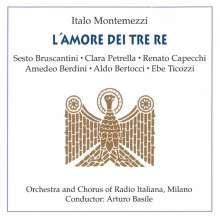 Italo Montemezzi (1875-1952): L'Amore Dei Tre Re, 2 CDs
