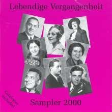 """Preiser Sampler """"Lebendige Vergangenheit"""", CD"""