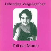 Toti dal Monte singt Arien, CD