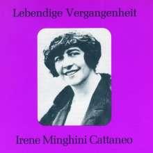 Irene Minghini-Cattaneo singt Arien, CD