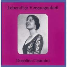 Dusolina Giannini singt Arien, CD