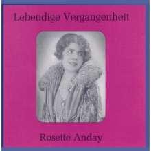 Rosette Anday singt Arien, CD