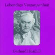 Gerhard Hüsch singt Arien, CD