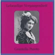 Graziella Pareto singt Arien & Lieder, CD