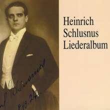 Heinrich Schlusnus - Liederalbum Vol.1, 2 CDs