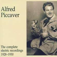Alfred Piccaver - Complete Electric Recordings, 2 CDs