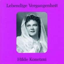 Hilde Konetzni singt Arien, CD