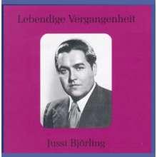 Jussi Björling singt Arien, CD