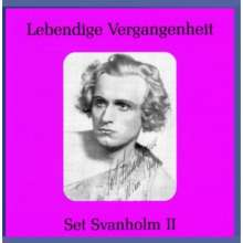 Set Svandholm II singt Arien & Lieder, CD