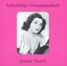 Jennie Tourel singt Arien & Lieder, CD