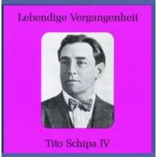 Tito Schipa singt Arien & Lieder, CD