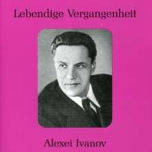 Andrej Ivanov singt Arien, CD