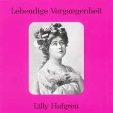 Lilly Hafgren singt Arien, CD