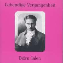 Björn Talen singt Arien, CD