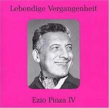 Ezio Pinza singt Arien & Lieder, CD