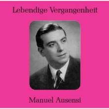 Manuel Ausensi singt Arien, CD