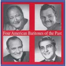 4 American Baritones of the Past, CD