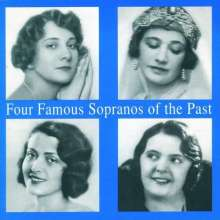 4 Famous Sopranos of the Past, CD