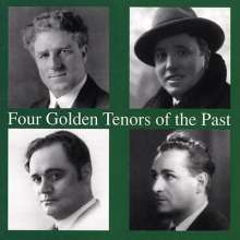 4 Golden Tenors of the Past, CD