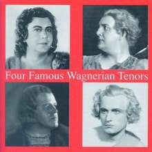 4 Famous Wagnerian Tenors, CD