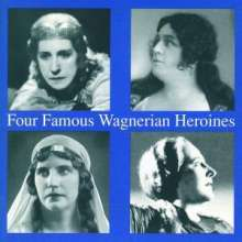 4 Famous Wagnerian Heroines, CD