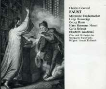 Charles Gounod (1818-1893): Faust (in dt.Spr.), 2 CDs