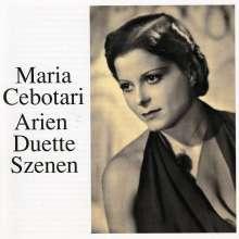 Maria Cebotari - Arien,Duette,Szenen, CD