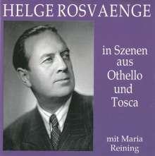 Helge Rosvaenge in Szenen, CD