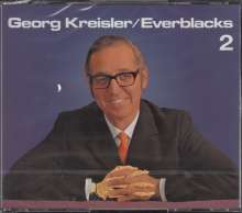 Georg Kreisler/Everblacks II, 2 CDs
