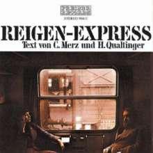 Vera Borek & Helmut Qualtinger - Reigen-Express, CD