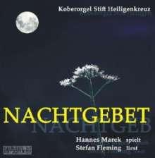 Hannes Marek & Stefan Fleming - Nachtgebet, CD