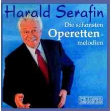 Harald Serafin - Die schönsten Operettenmelodien, CD
