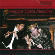 Famous Oper Melodies - Holzbläser in der Oper, CD