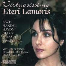 Eteri Lamoris - Virtuosissimo, CD