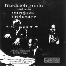 Friedrich Gulda (1930-2000): Eurosuite/Variations, CD