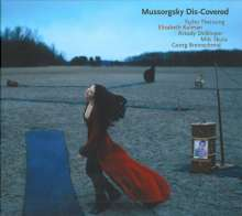 Mussorgsky Dis-Covered, CD