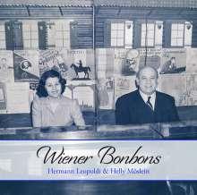 Hermann Leopoldi & Helly Möslein: Wiener Bonbons, 2 CDs